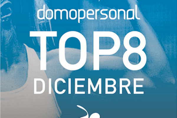 DomoMusic: Top 8 Diciembre