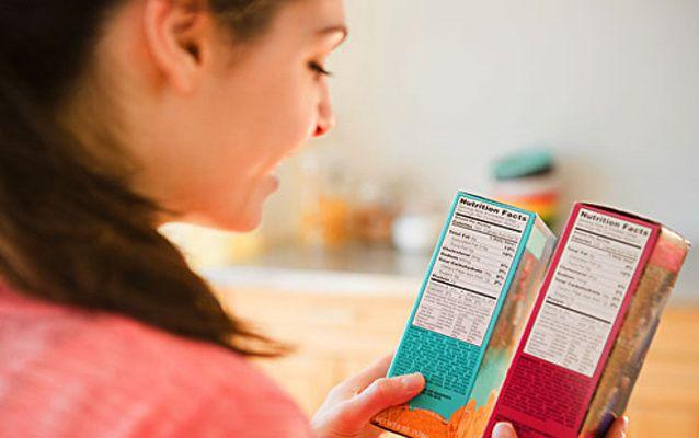 ¿Cómo interpretar el etiquetado de alimentos?