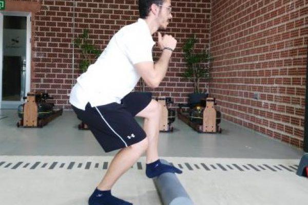 Foam roller, tu mejor amigo dentro del entrenamiento.