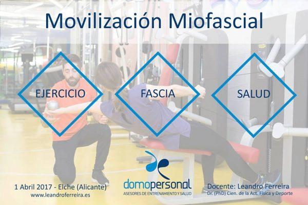 Seminario ejercicio físico, fascia y salud