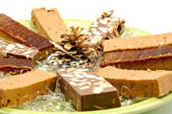 DomoReceta: Turrón de aceite de coco y proteína