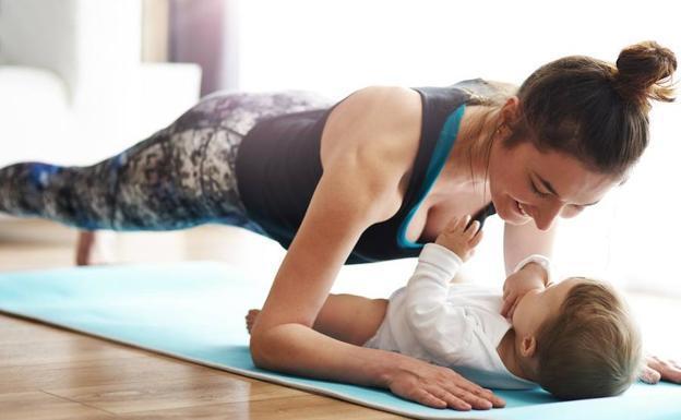 ¿Cuándo puedo empezar a hacer ejercicio en el postparto y qué tengo que tener en cuenta?