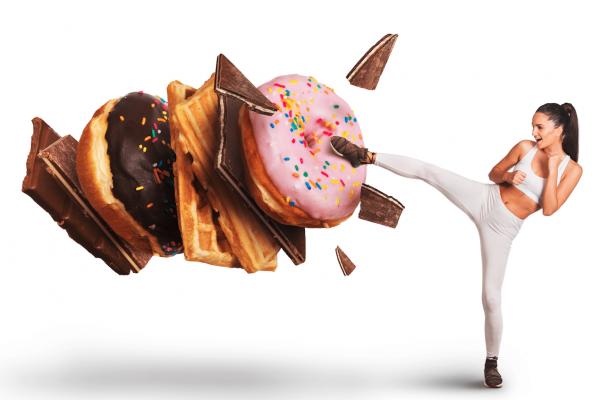 ¿Por qué el azúcar evita que quemes grasa?