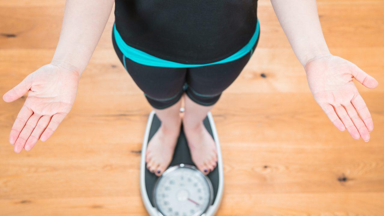 La báscula no mide tu progreso de pérdida de peso